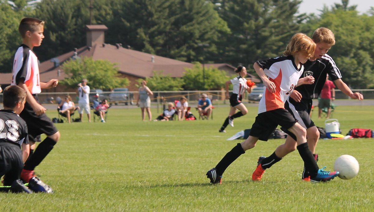 piłka nożna dzieci