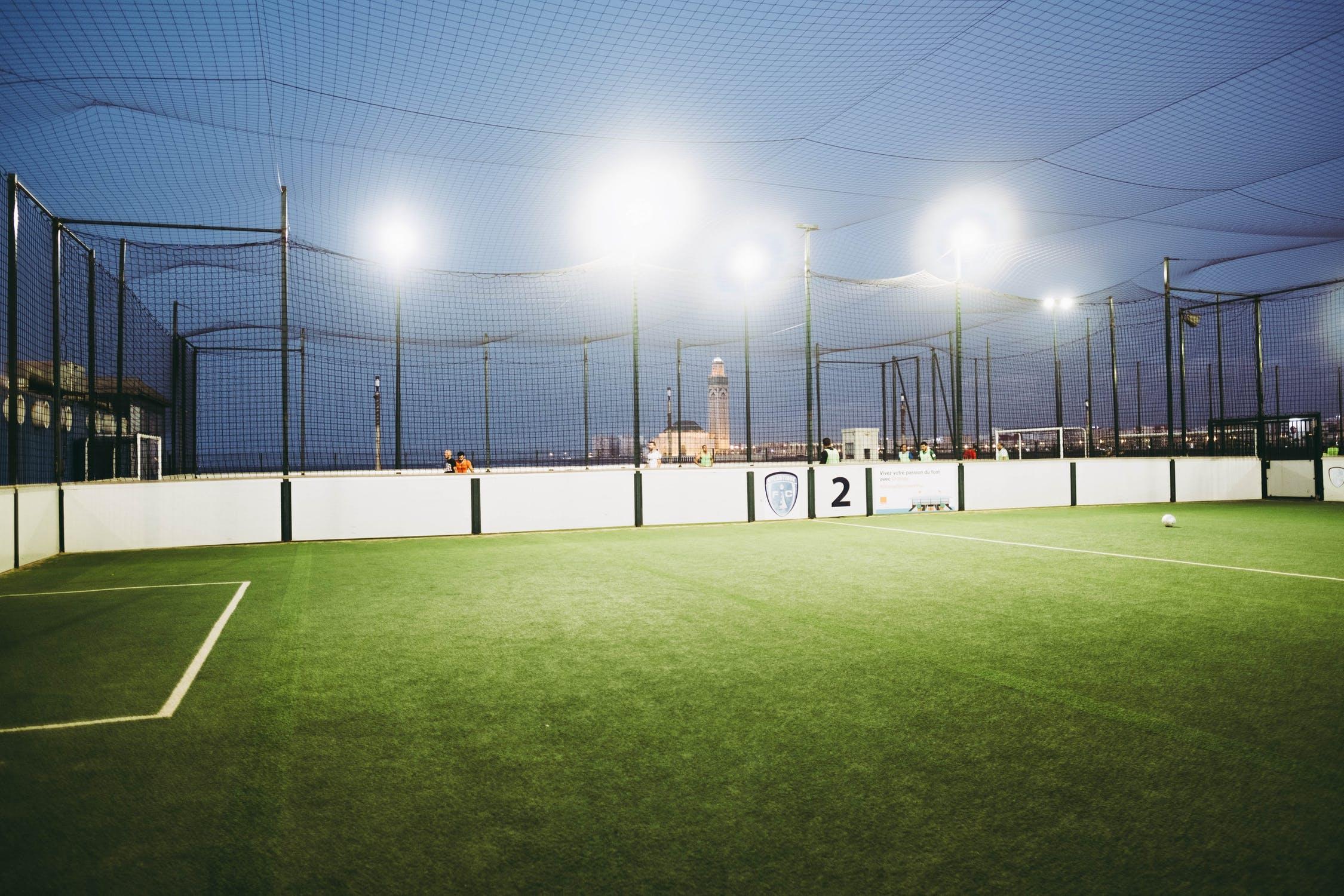 Ile kosztuje sprzęt na piłkę nożna dla dziecka